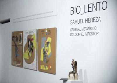 Exposición Joaquín Roncal
